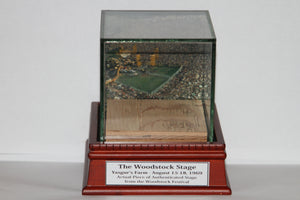 The Stage Cube - The Stage - Peace Of Stage - Peace Of Woodstock Stage