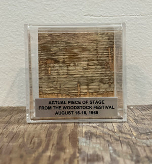 Peace of Stage Cube