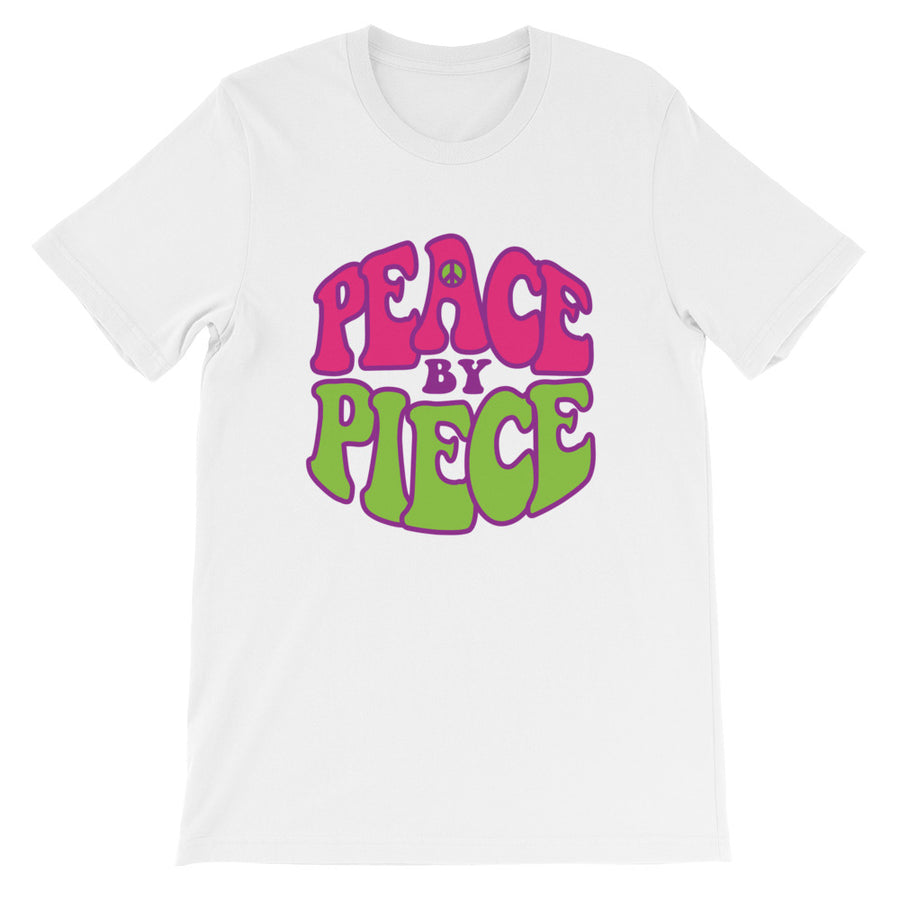 Peace by Piece Tee - Peace Tees - Peace Of Stage - Peace Of Woodstock Stage