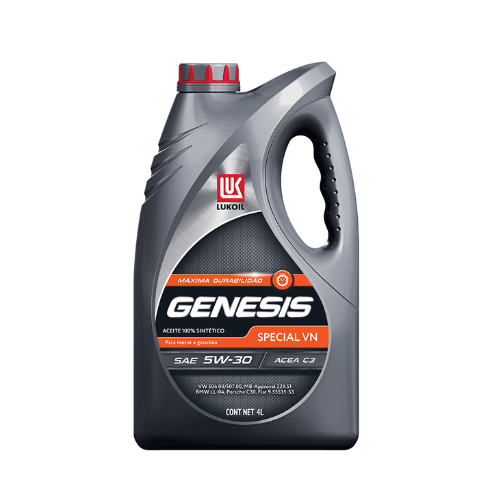 Aceites de motor - GENESIS Special VN SAE 5W-30 - Lukoil Lubricants Mexico