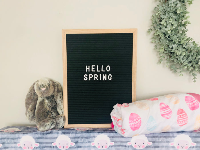 5 Letter Board Quotes You Need For Spring