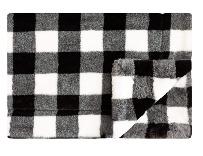 Urban Buffalo Check White