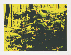 Roy Ahlgren, Earthwork Screenprint - RoGallery