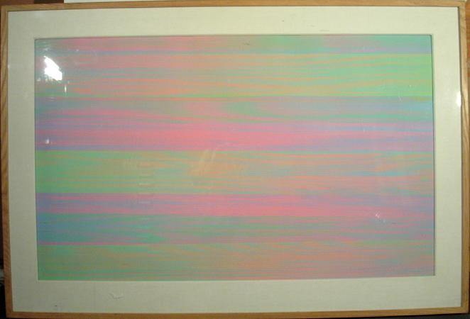 Stephen Auger, Chromatic Series 3 Acrylic - RoGallery