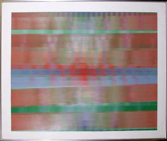 Stephen Auger, Color Harmony and Chromatic Balance Acrylic - RoGallery