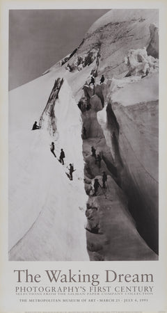 Auguste-Rosalie Bisson, The Ascent of Mont Blanc Poster - RoGallery