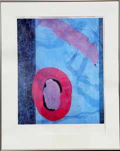 Jeanick Bouys, Untitled Lithograph - RoGallery