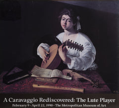 Caravaggio, The Lute Player Poster - RoGallery