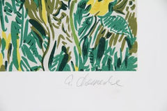 George Chemeche, Composed Field III Lithograph - RoGallery