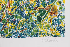 George Chemeche, Composed Painting Screenprint - RoGallery