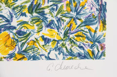 George Chemeche, Composed Field II Lithograph - RoGallery