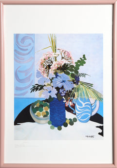 Christian DaLibert, Still Life with Flowers Poster - RoGallery