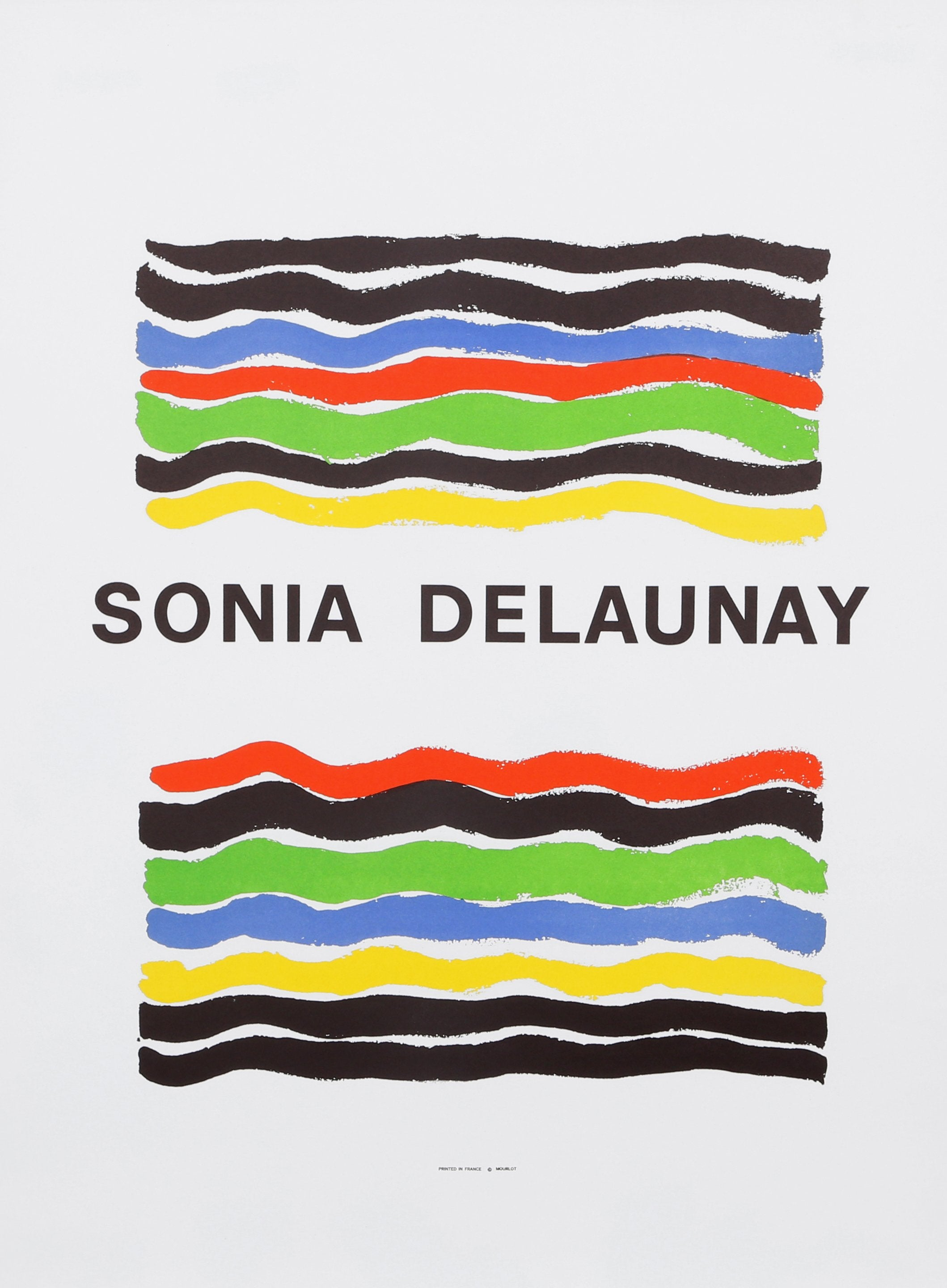 Sonia Delaunay, Mourlot Poster - RoGallery