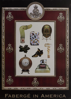 Fabergé, Faberge in America Poster - RoGallery