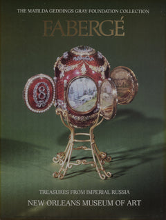 Fabergé, Imperial Easter Egg of 1893 Poster - RoGallery