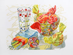 Janet Fish, Candy Lithograph - RoGallery