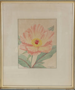 Shirrell Watson Graves, Flower Watercolor - RoGallery