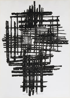 Anthony Harrison, Abstract Etching - RoGallery