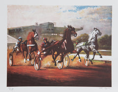 Helen Hayse, The Red Mile Lithograph - RoGallery