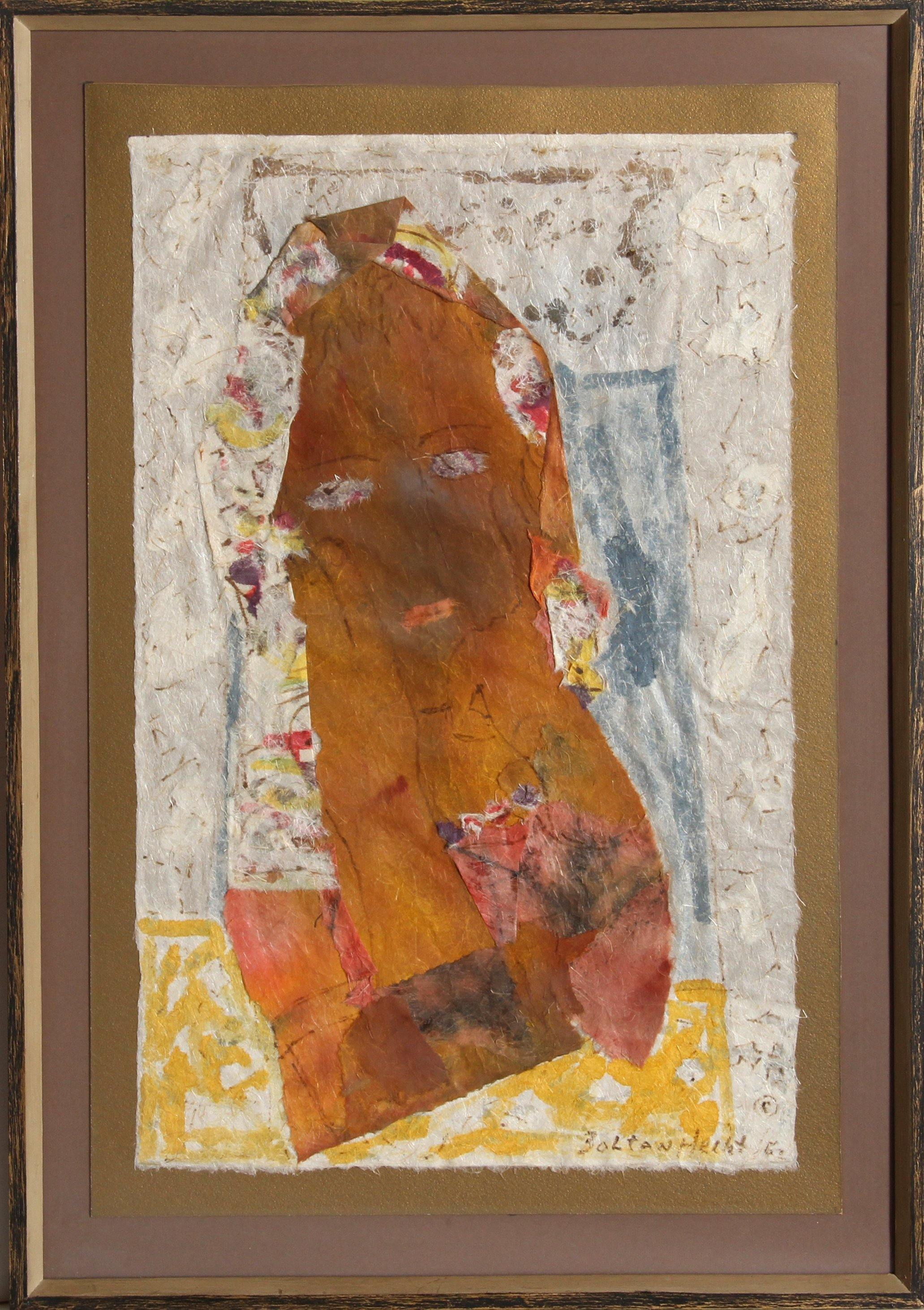 Zoltan Hecht, Untitled Mixed Media - RoGallery