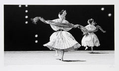 Vic Herman, Dancers Of Guanajuato Lithograph - RoGallery