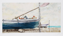 Vic Herman, Reward for Hard Work Lithograph - RoGallery