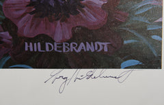 Brothers Hildebrandt, Female Warrior Lithograph - RoGallery