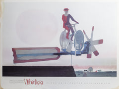 Claus Hoie, Whirligig Poster - RoGallery