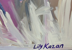 Lily Kazan, Cupid's Queen Oil - RoGallery
