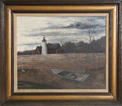 Thomas Kerry, Lighthouse Oil - RoGallery