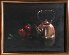 Thomas Kerry, Apples and Kettle Oil - RoGallery