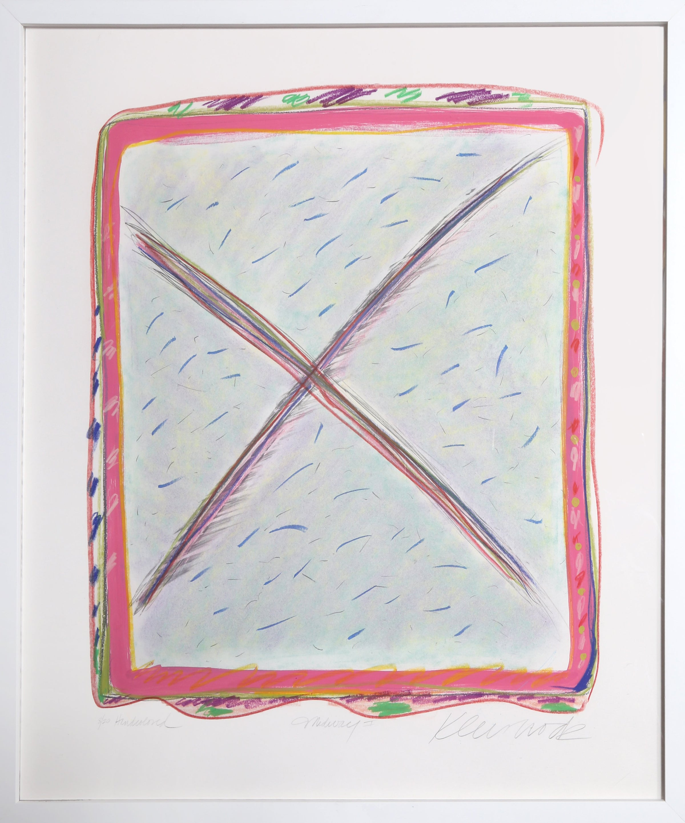 Sybil Kleinrock, Midway I-G Lithograph - RoGallery