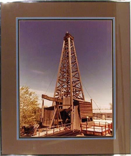 Don K. Langson, Oil Well 2 Color - RoGallery