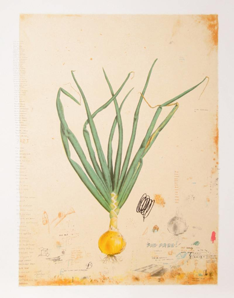 Will Mentor, How to Grow an Onion Lithograph - RoGallery
