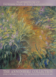 Claude Monet, The Annenberg Collection Poster - RoGallery