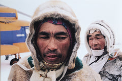 Vladimir Filonov, Reindeer Farmers, from The Moscow Times Color - RoGallery