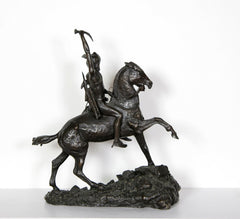 Frederic Remington, Scalp Metal - RoGallery