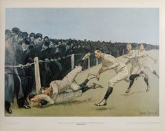 Frederic Remington, Touchdown Poster - RoGallery