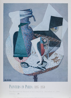 Diego Rivera, Table on a Cafe Terrace Poster - RoGallery