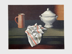 Georges Rohner, Nature Morte Lithograph - RoGallery