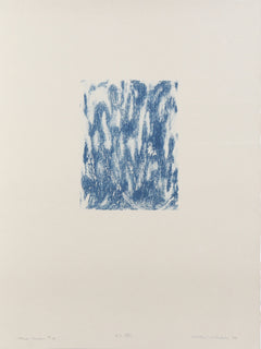 Michael Rubin, Blue Series No. 2 Lithograph - RoGallery