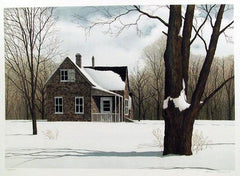 Helen Rundell, North Fork Lithograph - RoGallery