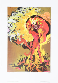 P. Craig Russell, Majestic Mephisto Lithograph - RoGallery