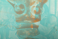 David Salle, Canfield Hatfield #1 Etching - RoGallery