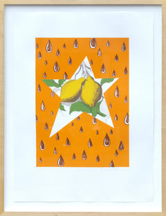 David Salle, The Lemon Twig Lithograph - RoGallery