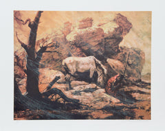 Shannon Stirnweis, Caught in a Blow Lithograph - RoGallery