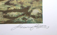 Shannon Stirnweis, Distant Sounds Lithograph - RoGallery