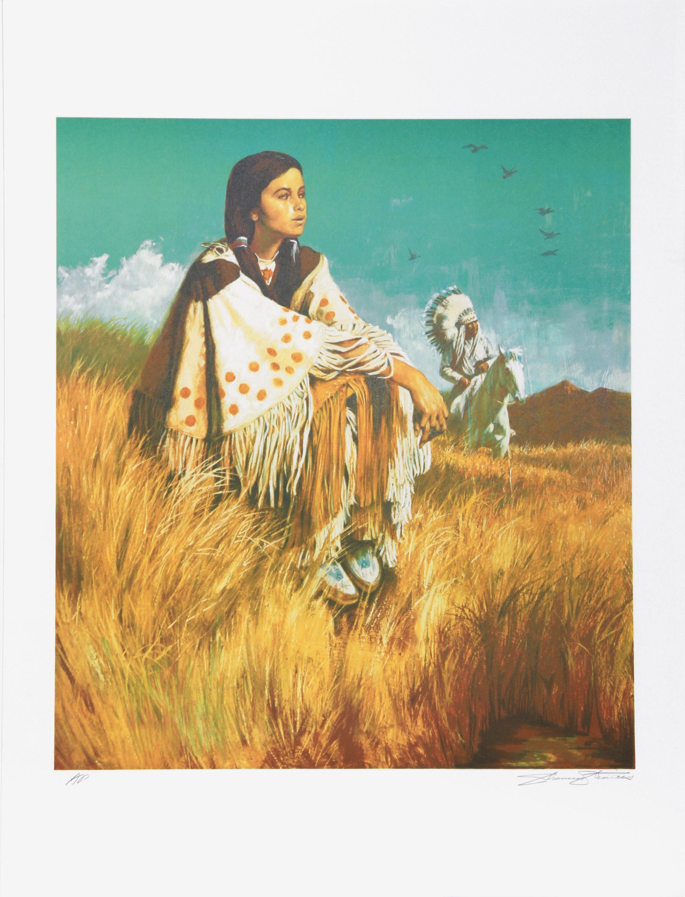 Shannon Stirnweis, Dreams Lithograph - RoGallery