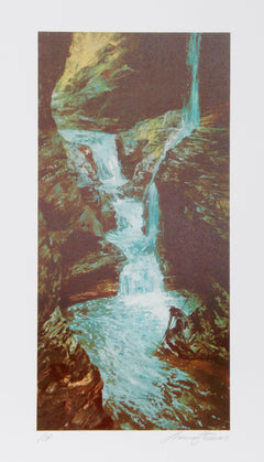 Shannon Stirnweis, By the Sparkling Water Lithograph - RoGallery