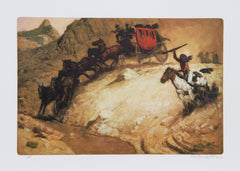 Shannon Stirnweis, Arizona Highways Lithograph - RoGallery